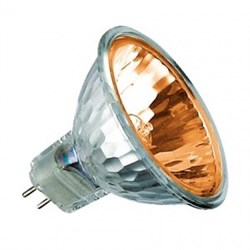 BLV     POPSTAR                20W  12°  12V  GU5.3   оранжевый - лампа - фото 8503