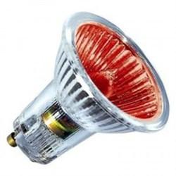 BLV     POPLINE                 50W  35°  240V  GU10   красный - лампа - фото 8513