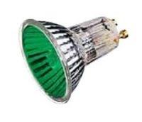 BLV     POPLINE                 50W  35°  240V  GU10   зеленый - лампа - фото 8517