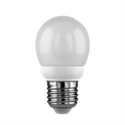 FL-LED-GL45 6W E27 2700К CERAM 230V 480lm  45*77mm  (S159) FOTON_LIGHTING  -  лампа - фото 9172