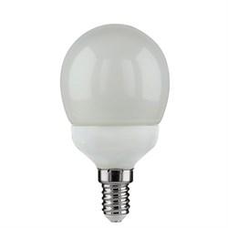 FL-LED-GL45 ECO 6W E27 6400К 230V 450lm  45*81mm  (S337) FOTON_LIGHTING  -  лампа СНЯТО - фото 9176