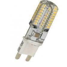 FL-LED-G9 5W 220V 4200К G9  300lm  d15x50 (S407) FOTON_LIGHTING  -  лампа СНЯТО! - фото 9184