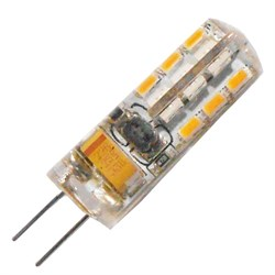 FL-LED-G4 3W 12V 2700К G4  200lm  d10x35  (S400) FOTON_LIGHTING  -  лампа - фото 9196