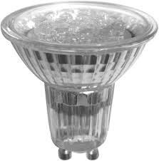 HP51  1W  LED21  GU10  RGB   (230V - 240V, 80lm) -  лампа - фото 9225