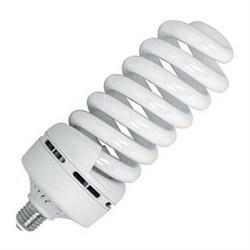 ESL  QL17  105W  6400K  E27 ПОЛНАЯ СПИРАЛЬ d105X290 FOTON -  лампа (Е116) СНЯТО - фото 9281