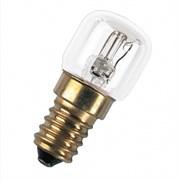 SYLVANIA  15W 230V E14  (миниатюр D22mm прозрачн 300град) - лампа