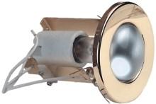 Mona A 63    Золото    R63 E27      Неповоротный  -  светильник точечный