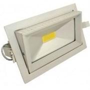 FL-LED DLD 30W 2700K 235x145x135 30W 2600Lm (JS009) встраиваемый поворотный прямоугол