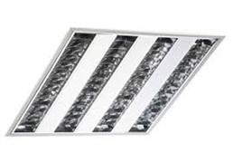 FL-LED PANEL-T40 6400K 595*595*57мм 40Вт 3200Лм (светильник растровый)  (S200)