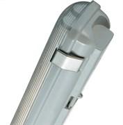 NEP T5 POLY GR 2X28W SC HF поликарбонат ЭПРА IP65 OSRAM светильник