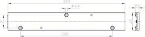 VS 98810 LINEARE OPTIK STANDARD