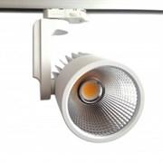 FL-LED LUXSPOT 45W  WHITE  3000K 4500Лм 45Вт 220-240В FOTON белый 3-ф трек светильник