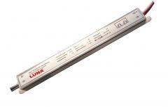 LUNA PS S LED   15W 12V DC IP 20  155Х17Х17 - узкий блок питания