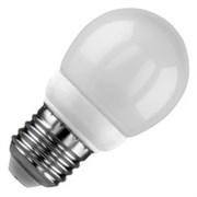 FL-LED-GL45 ECO 6W E14 2700К 230V 450lm  45*81mm  (S332) FOTON_LIGHTING  -  лампа АКЦИЯ!