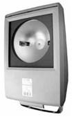 FL-2068-2    150W RX7S  Круглосимметричный Серебристый- прожектор