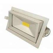 FL-LED DLD 20W 4200K 235x145x135 20W 1800Lm (JS008) встраиваемый поворотный прямоугол