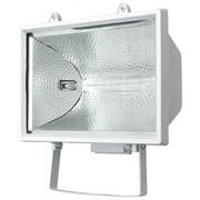 Прожектор галогенный FL-H 1500 IP54 белый (S007) (ИО 04-1500)