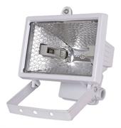 Прожектор галогенный FL-H  500 IP54 белый (S003)