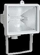 Прожектор галогенный FL-H 1000 IP54 белый (S005) (ИО 04-1000)   255*118*275