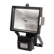 FL- 1001G     150W MAX Черный, с датчиком движ - прожектор