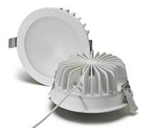 DL-PRIME-L 12w 4000K  80-D 350mA  d104mm Color RAL 9006 серый - VS светодиодный светильник без драйвера