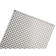 Рассеиватель микропризма для гипсокартонных 570*570 (558*558 мм) 2 шт в упаковке