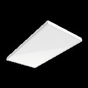 """Светодиодный светильник """"ВАРТОН"""" офисный встраиваемый/накладной 1195*595*50мм 72 ВТ 6500К с функцией аварийного освещения"""