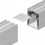 Крышка торцевая с гермовводом с набором креплений для светильников серии G-Лайн