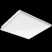 """Светодиодный светильник """"ВАРТОН"""" тип кромки Microlook BE (Prelude 15) 593*593*60мм 36 ВТ 6500К с функцией аварийного освещения"""