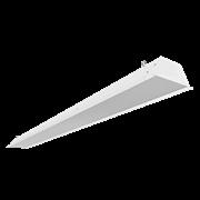 """Светодиодный светильник Маркет """"ВАРТОН"""" 1180х186х65мм 54 ВТ 4000К с функцией аварийного освещения"""