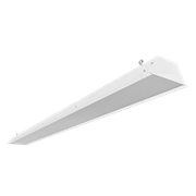 """Светодиодный светильник Маркет """"ВАРТОН"""" 1765х186х65мм 81 ВТ 6500К с функцией аварийного освещения"""
