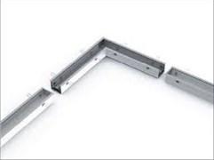 Соединитель L-образный с набором креплений для светильников серии G-Лайн 610*690*80 18Вт 6500К