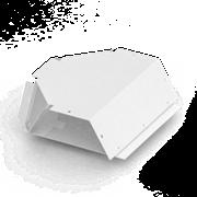 Соединитель L-образный с набором креплений для светильников серии МАРКЕТ
