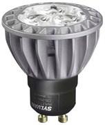 HI-SPOT RefLED ES50 6,5W 3000K 305lm 40' GU10 DIM  dark gray - лампа SYLVANIA