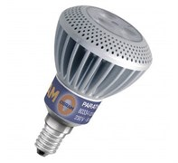 80336  6W 220-240V R50 GN E14 зеленая - светодиодная лампа