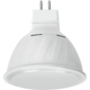 Ecola MR16   LED Premium 10,0W  220V GU5.3 4200K матовая 51x50