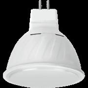 Ecola MR16   LED Premium 10,0W  220V GU5.3 4200K матовая 51x50