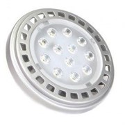 FL-LED AR111  16W 30° 4200K 12VAC/DC G53 111x69мм, 1250lm  -  лампа СНЯТО