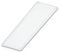 LED PL-CSVT-38 295x1195 (KROKUS) (IP54/IP20, 4000K, белый) + драйвер