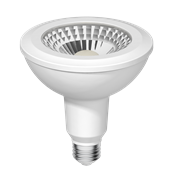 GE LED15/PAR38G/830/90-240V/25/E27/WFL BX (=140W) IP65 1300lm 25000 час. - лампа