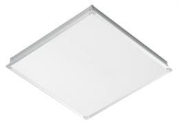 Alumogips-38/opal-sand 595х595 (IP40, 4000К, белый) c БАП на 1 час. VS EMCc60.001