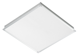 Alumogips-38/opal-sand 610х610 (IP40, 4000К, белый, грильято) c БАП на 1 час VS EMCc60.001