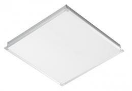 Alumogips-50/opal-sand 610х610 (IP40, 4000К, белый, грильято) - светодиодный светильник