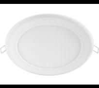 595133110 LED SLIMLIT 175,      23Вт, IP20, 2700K, белый,_(круглый, встраив) - св-к PHILIPS