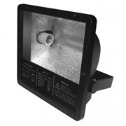 FL-08         250W E40 Чёрный, асимметричный прожектор + лампа FOTON - прожектор