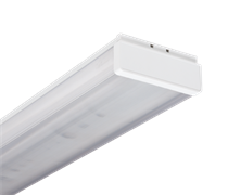 Светильник люминесцентный ЛПО-46-2х36-712 прямоугольный призма с ЭПРА