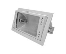 FL-2000M BOX   70W Rx7s White встройка 212x122 поворотный прозрач перфорация 231x146 СНЯТО