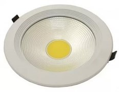 FL-LED DLA 20W 4200K D190xd170x60 20W 1800Lm встраиваемый круглый