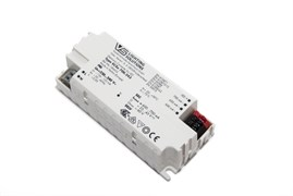 VS ECXe  700.243 600/650/700мА  25-43V  26/28/30W 97x43x30 мм 220-240V - драйвер