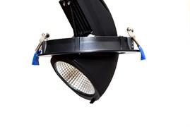 DL-LED SIGMA - КОРПУС 32Вт 36гр D=150мм  (встраиваемый поворотный круглый)